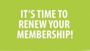 2017 Club Membership Registration